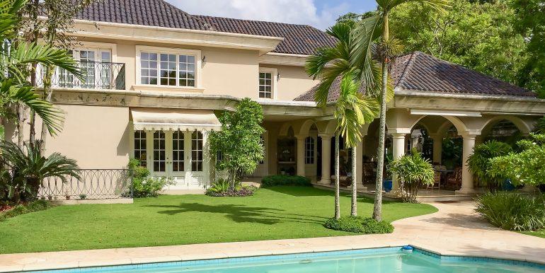 Cuesta Hermosa Family Mansion at Santo Domingo22