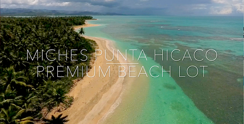 700 meters of pristine beach…next new Club Med