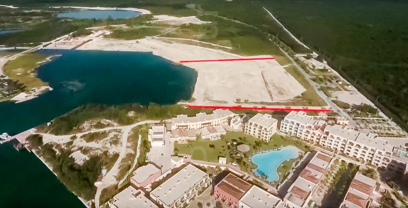 Puerto Sereno, 17550 m2 at Prestigious Punta Cana Marina