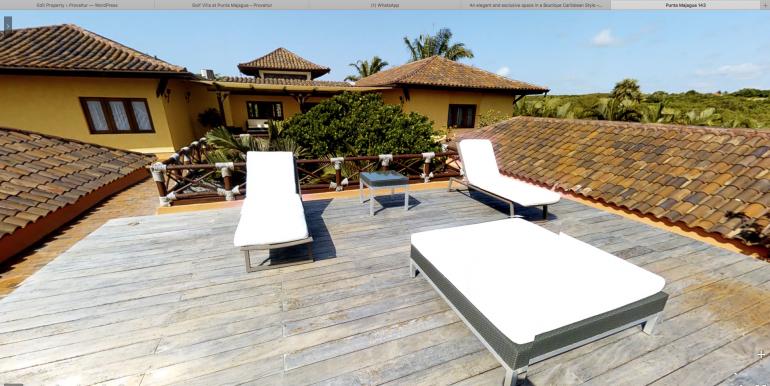 Golf Front Villa at Punta Majagua, Cap Cana00025