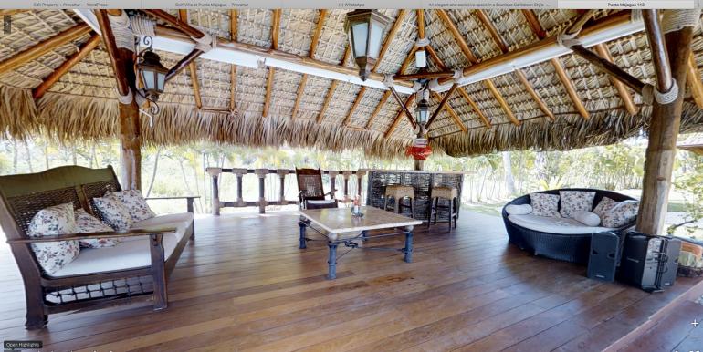 Golf Front Villa at Punta Majagua, Cap Cana00028