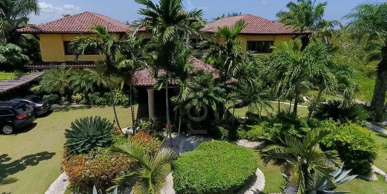 Golf front Villa at Punta Majagua 143 - Cap Cana-16
