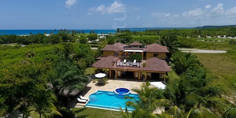 Golf front Villa at Punta Majagua 143 - Cap Cana-4