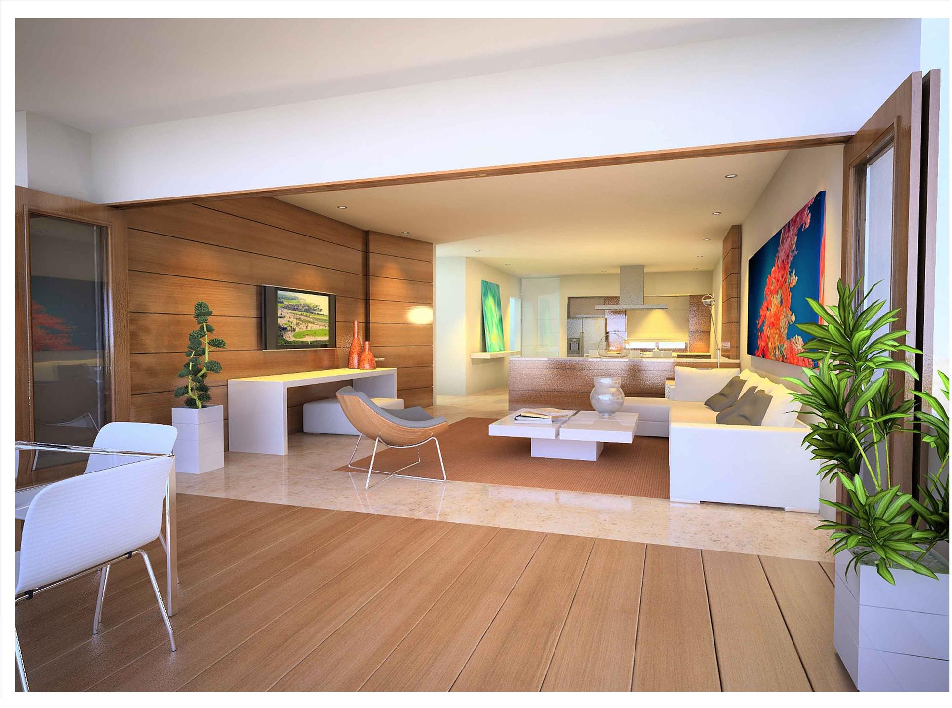 Terrazas Del Lago A 180 Apartments Project 30 052m2 Lot