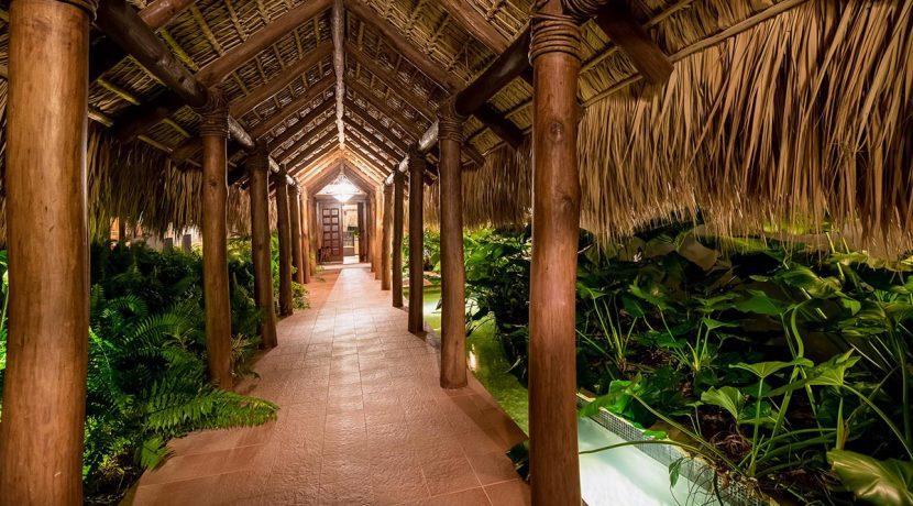 Arrecife 3 Entrance