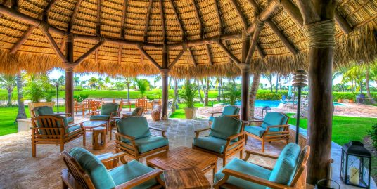 Golf-front and Oceanview Luxury Villa at Arrecife, Punta Cana