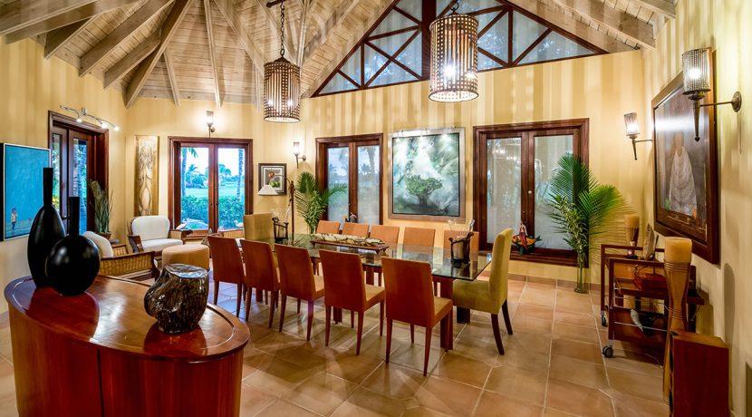 Arrecife 3 dinning room
