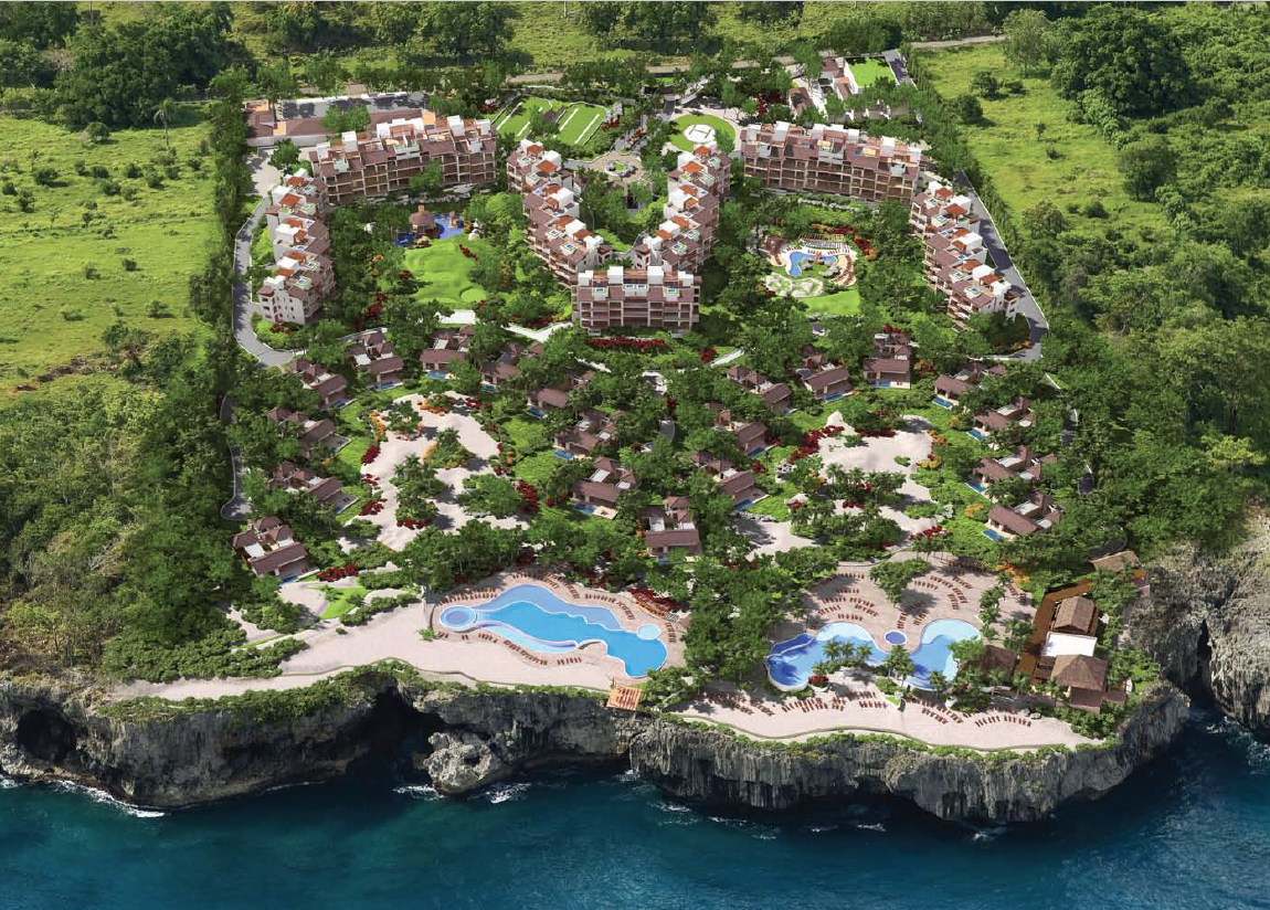 The Cliffs Ocean Resort Project