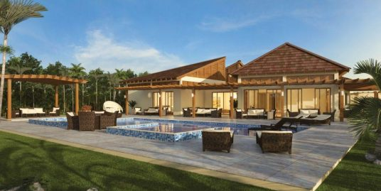 New Luxury Villa at Las Cañas II