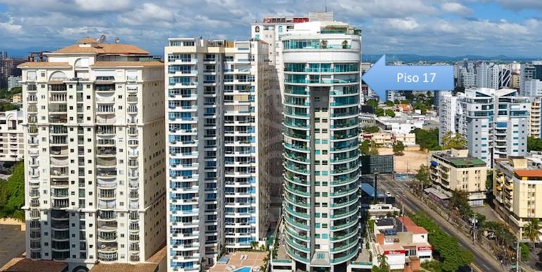 Piso 17, Torre PHU, Santo Domingo00001