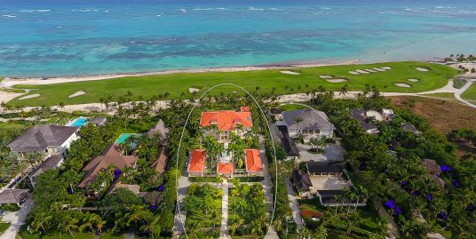 Oceanfront Arrecife Villa at Puntacana Resort and Club