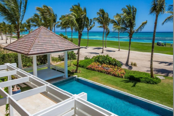 Arrecife Luxury Villa Puntacana