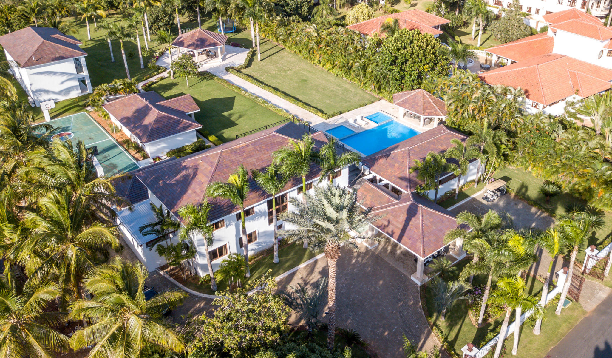 Caribbean Mansion at Casa de Campo