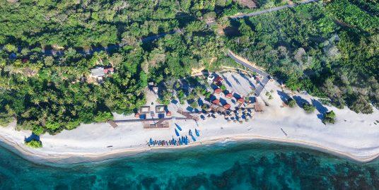 Beachfront Land For Sale at El Quemaito, Barahona