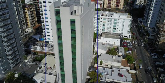 OFF MARKET OFFERING – St. James Tower – 6100m2, 11 Level, New Intelligent Corporate Building