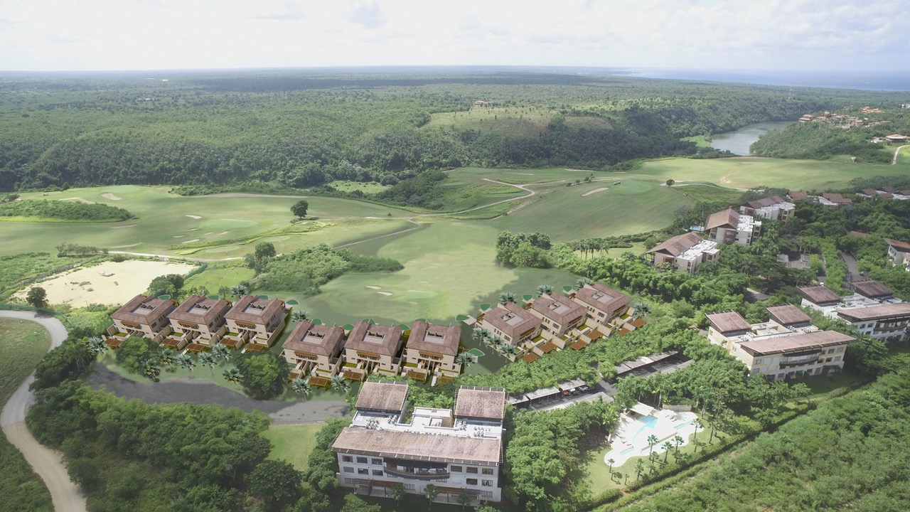 Los Altos Villas, Dye Fore, Casa de Campo Resort