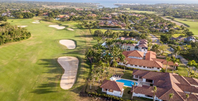 Dye Fore Golf Villa at Casa de Campo