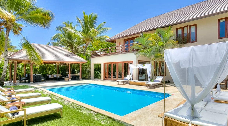 Arrecife 55, Punta Cana Resort - Luxury Villa-1