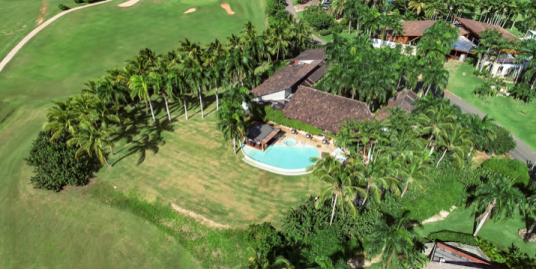 Now for Sale – BATEY 23 – Contemporary Elegance at La Romana Country Golf Course