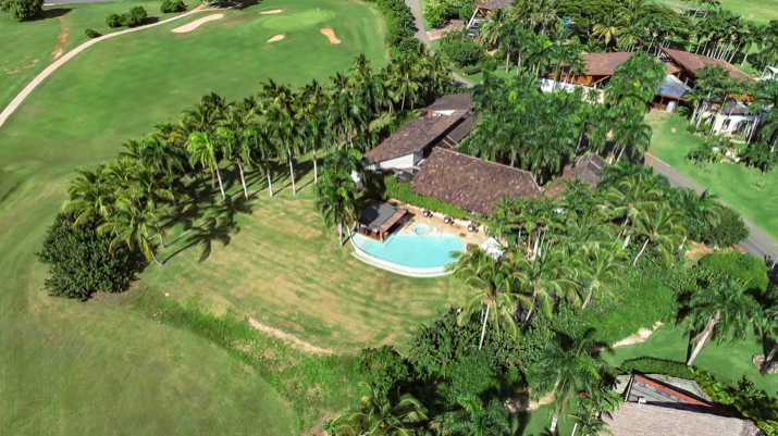 Only for Rent – BATEY 23 – Contemporary Elegance at La Romana Country Golf Course