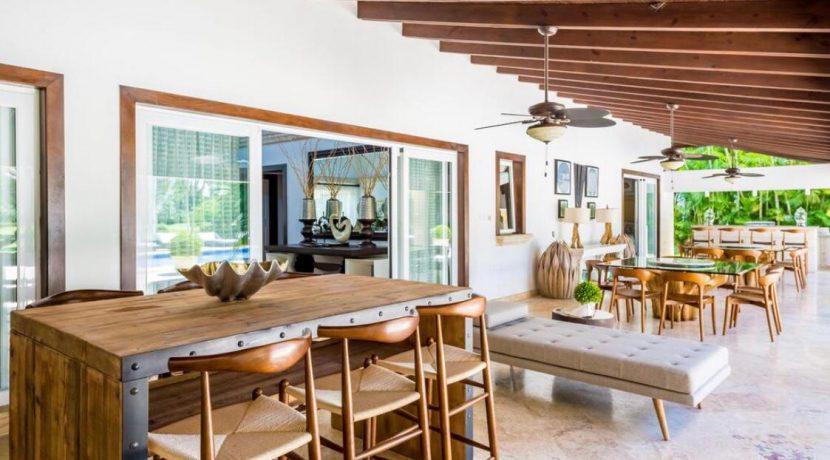 Barranca Oeste 7 - Casa de Campo Resort - Luxury Villa00015