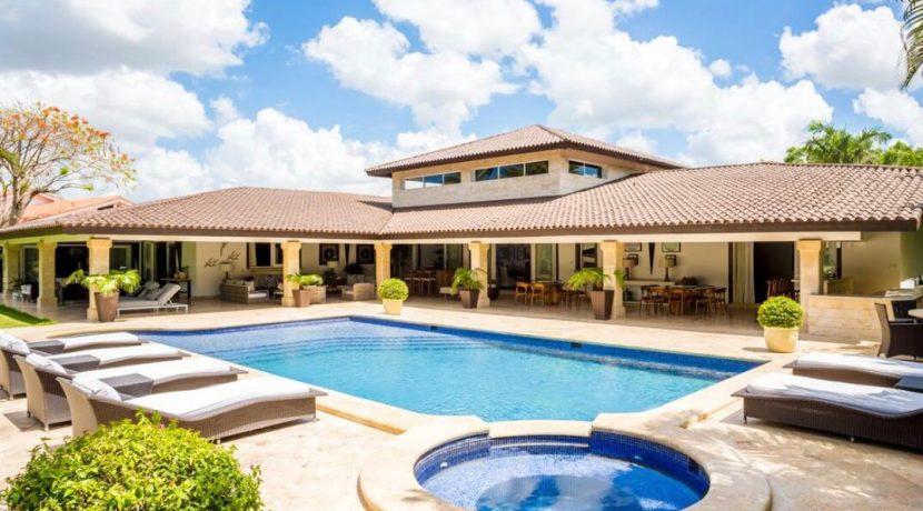 Barranca Oeste 7 - Casa de Campo Resort - Luxury Villa00019