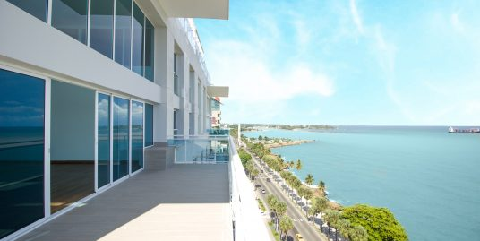 Luxury Oceanfront 500m2 Contemporary Penthouse
