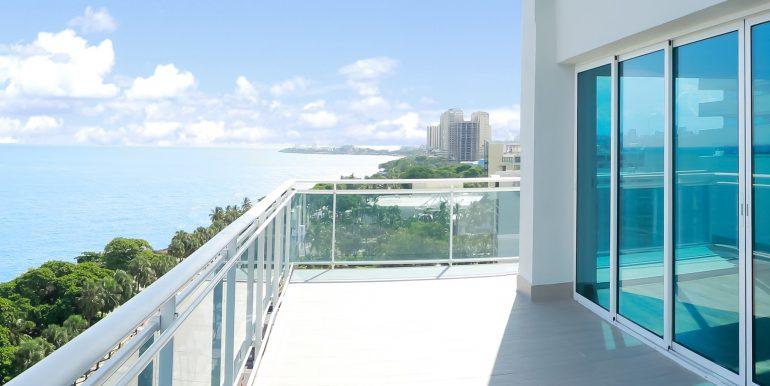 Penthouse Veiramar 1 Malecon Santo Domingo-30