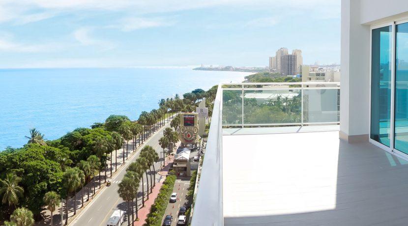 Penthouse Veiramar 1 Malecon Santo Domingo-31