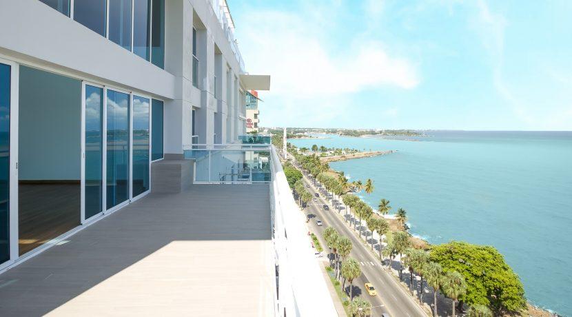 Penthouse Veiramar 1 Malecon Santo Domingo-4