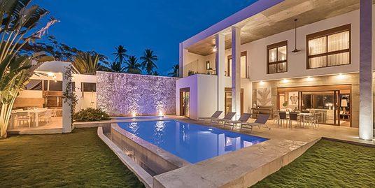 OFF-MARKET – Villa Lulú – An arquitectural Jewel at Portillo Beach, Samana