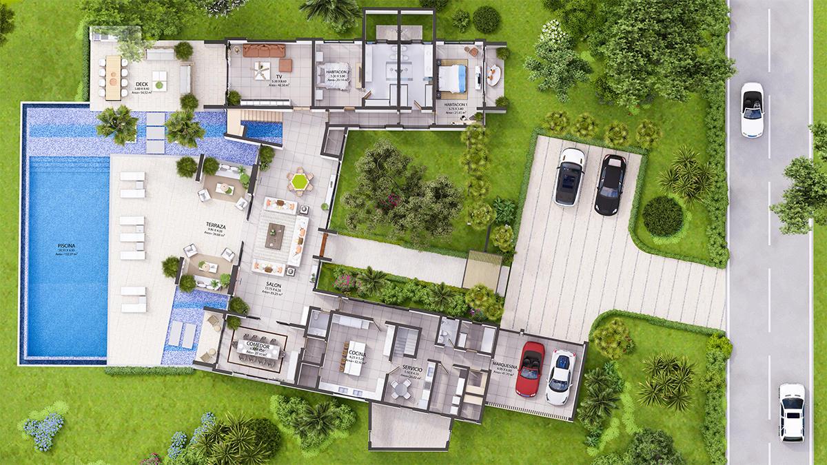 State Of The Art Luxury Villa At Vista Lagos 10 Provaltur