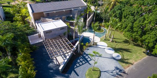 Villa Agua – Barranca 17 – Brand New & Fabulous With Garden And Ocean Views