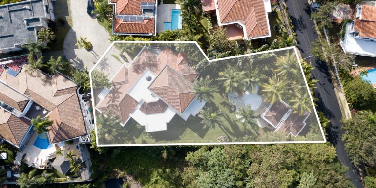 Residence Isabel Villa Map
