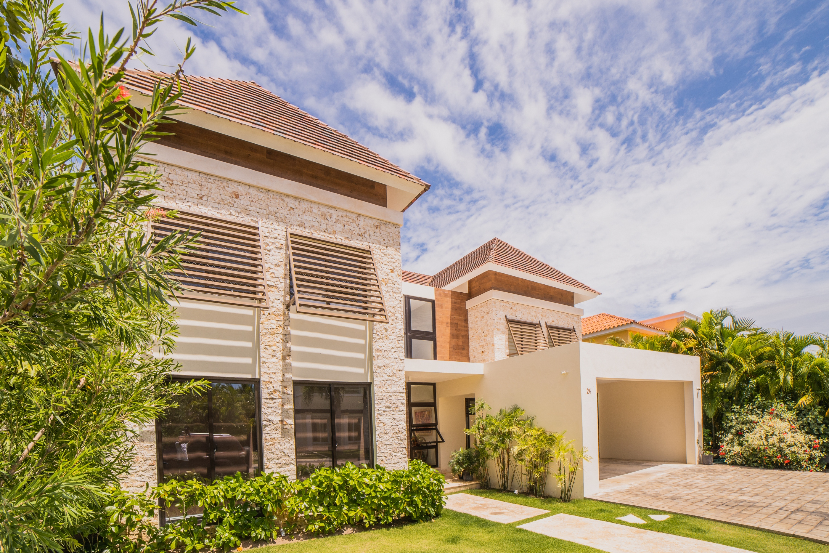 Villa Olivo 24 at Puntacana Village