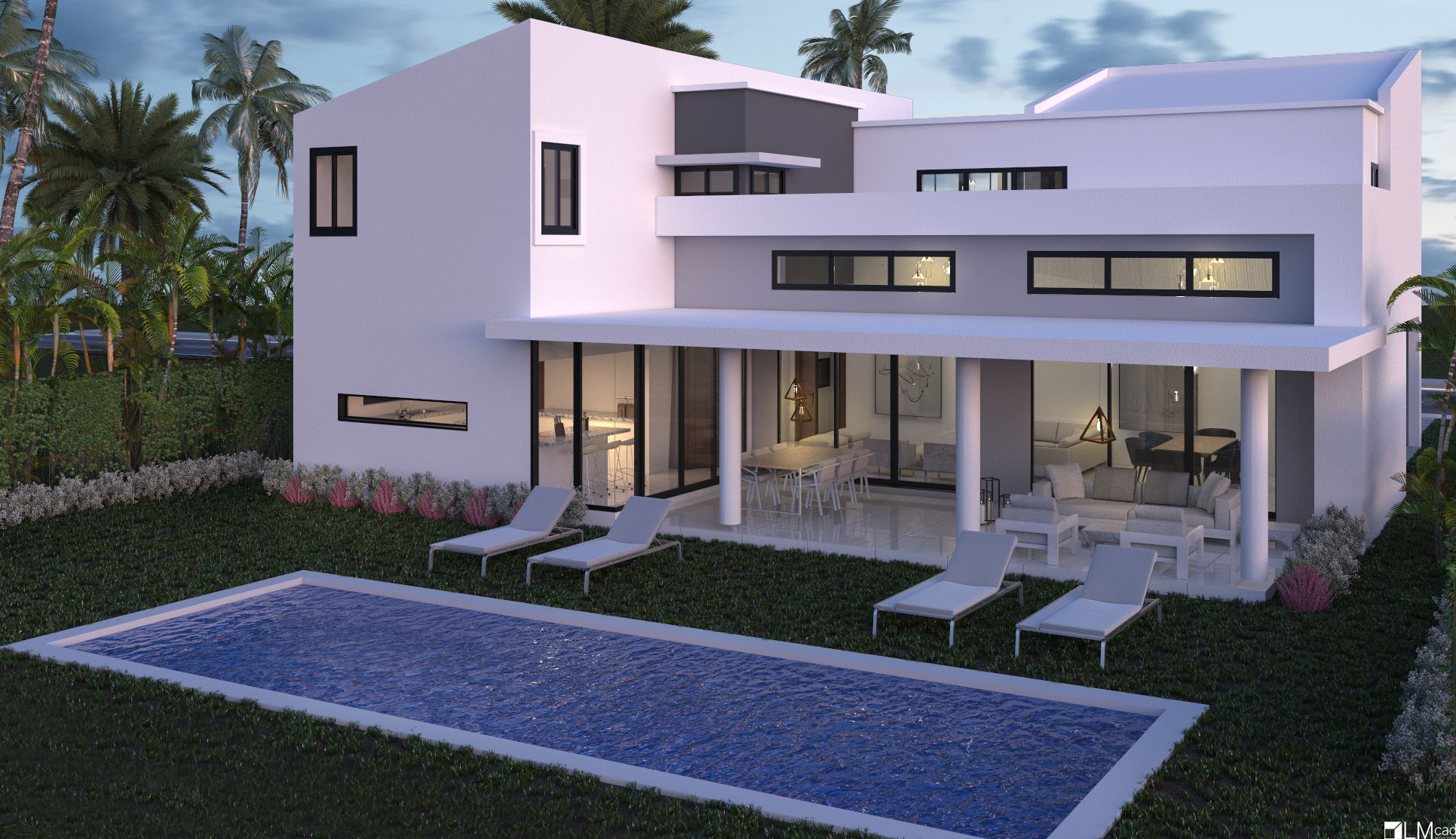Village Modern New Villa Drago 44