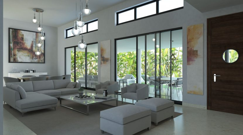 Sala Villa Drago44