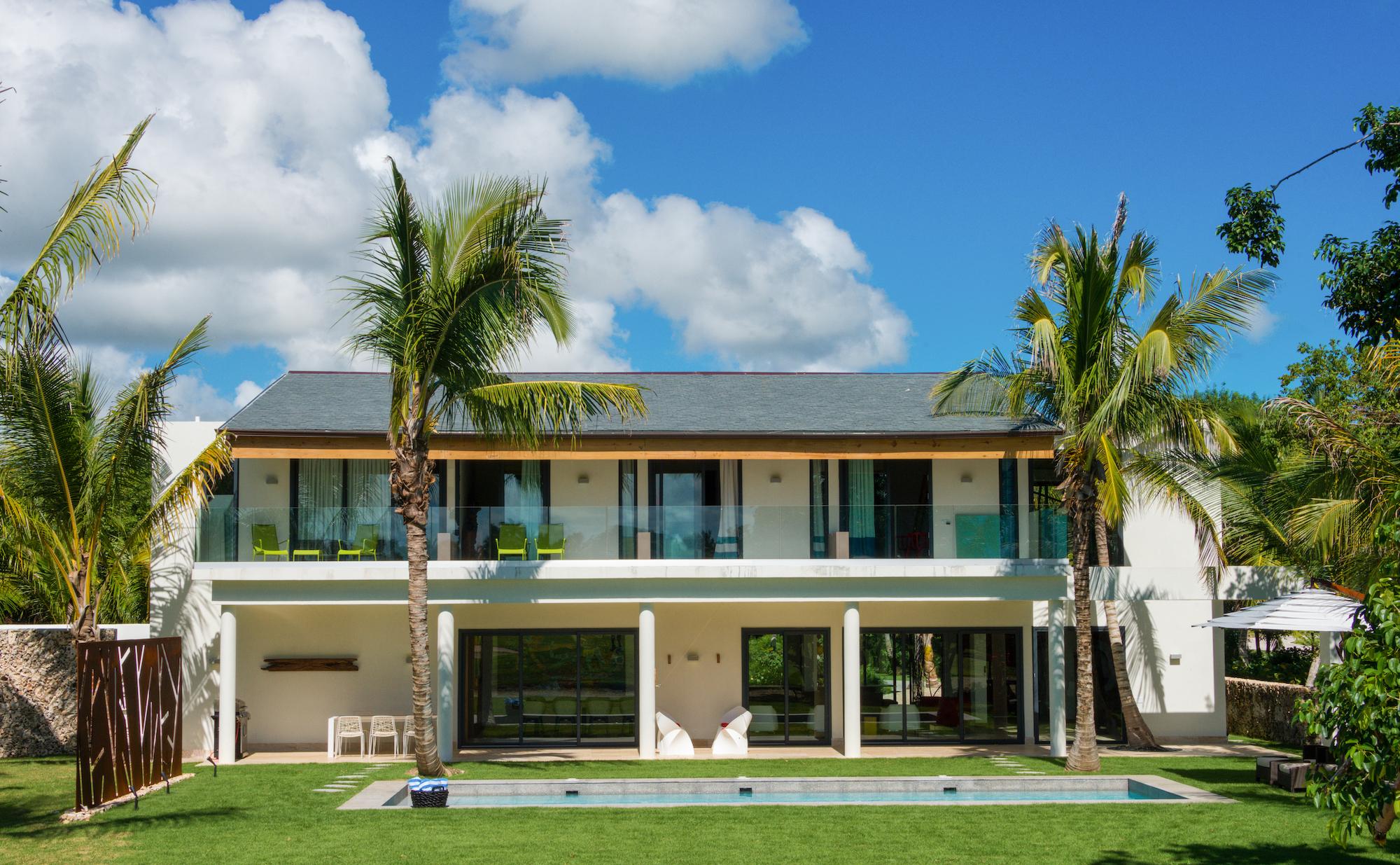 Modern Golf Puntacana Villa