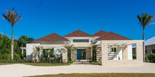 Brand New Charming Villa at Hacienda Puntacana Resort