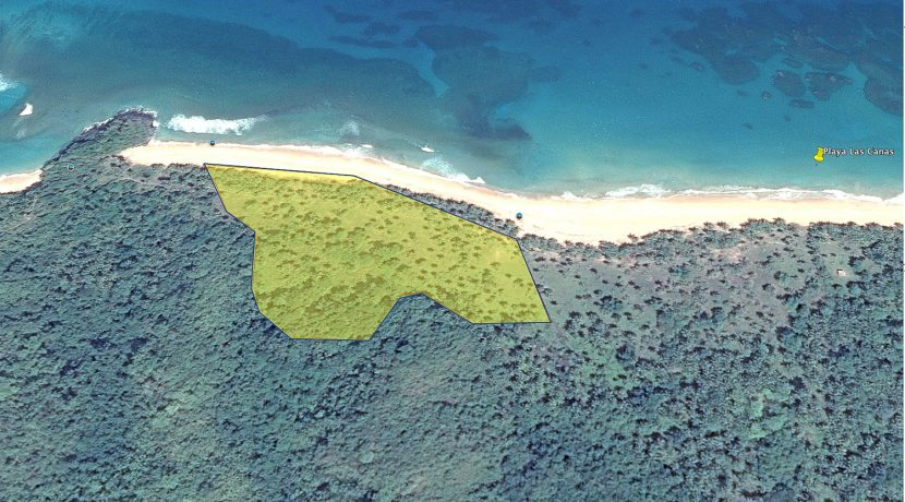 Playa La Cana - Beach Lot - Land for Sale Dominican Republic - Samana-1-2