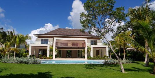 Hacienda New Golf front Villa