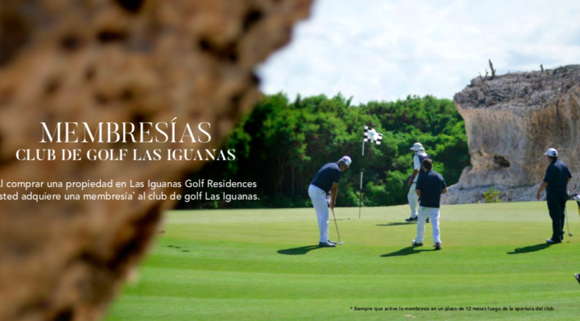 Las Iguanas Golf Residences at Cap Cana00005