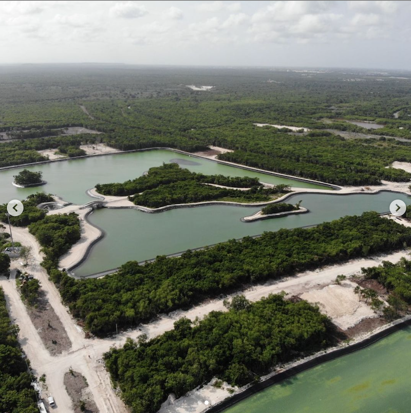 Lagos, first inland waterfront community at Puntacana Resort and Club