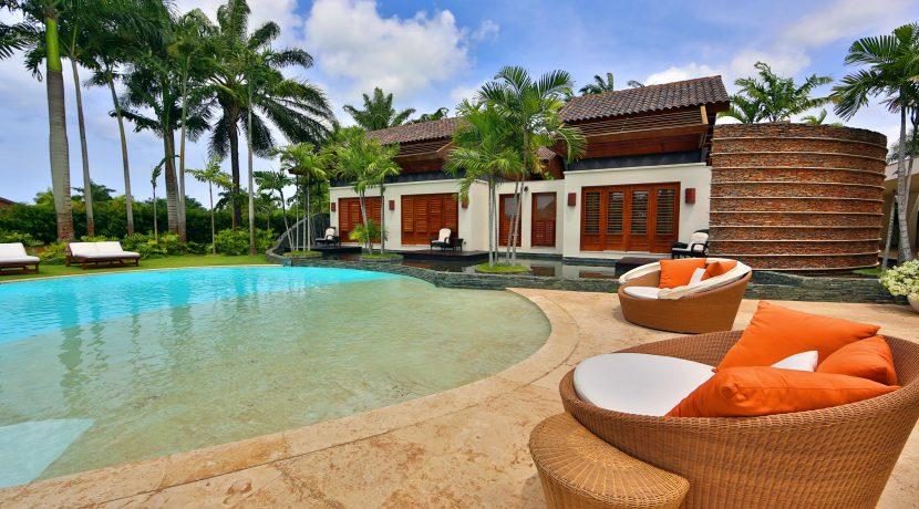 Las Palmas 22 - Casa de Campo Resort - Luxury Villa - Luxury Real Estate - Dominican Republic 00052