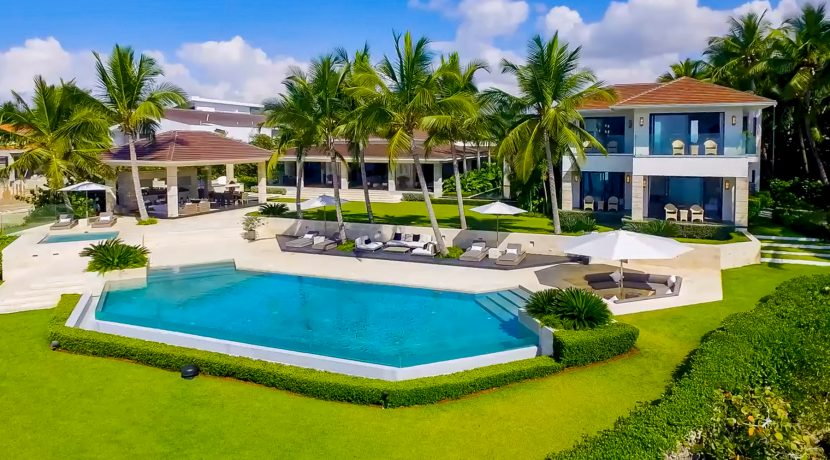 Punta Minitas 18 - Casa de Campo - Luxury Villa for Sale - Oceanfront 00001