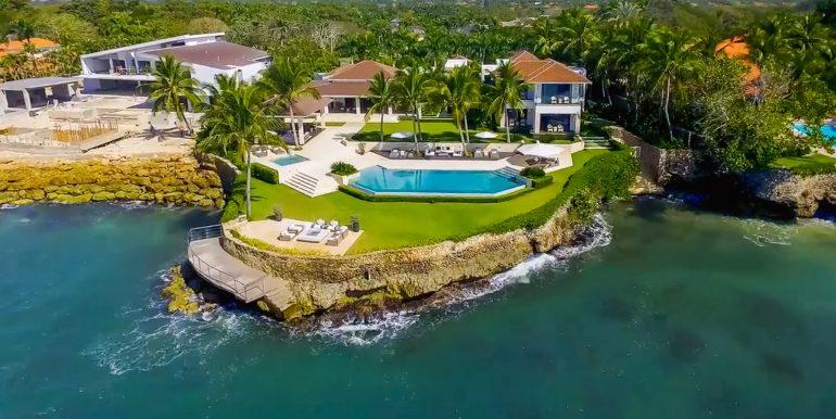 Punta Minitas 18 - Casa de Campo - Luxury Villa for Sale - Oceanfront 00002