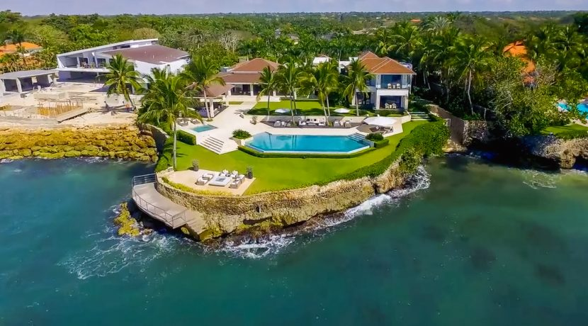 Punta Minitas 18 - Casa de Campo - Luxury Villa for Sale - Oceanfront 00002