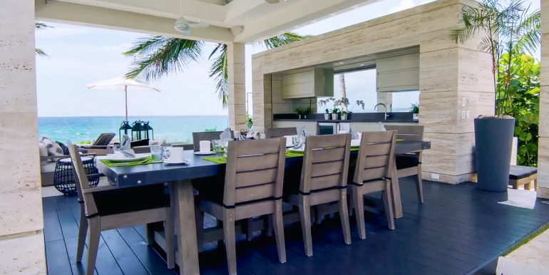 Punta Minitas 18 - Casa de Campo - Luxury Villa for Sale - Oceanfront 00003
