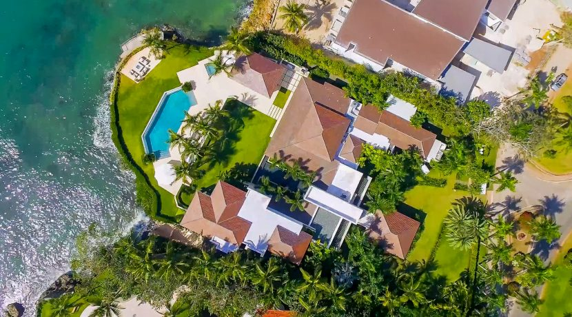 Punta Minitas 18 - Casa de Campo - Luxury Villa for Sale - Oceanfront 00004