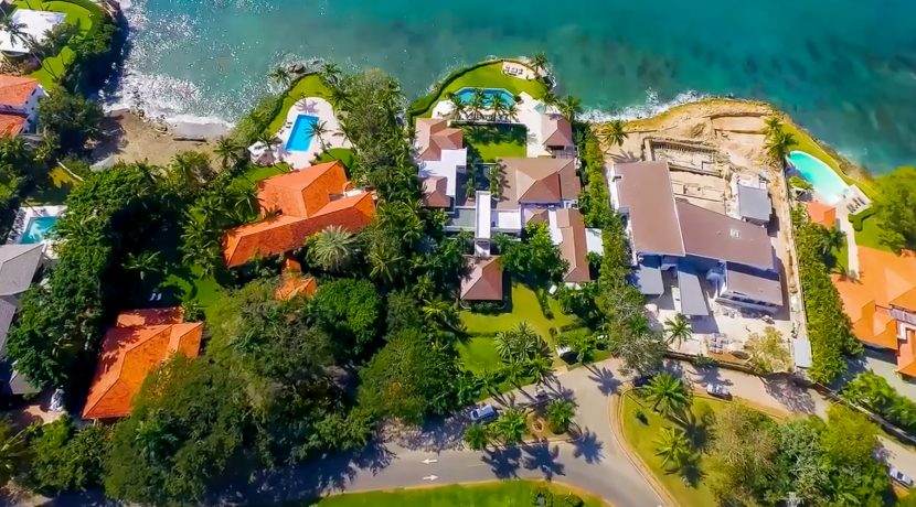 Punta Minitas 18 - Casa de Campo - Luxury Villa for Sale - Oceanfront 00005